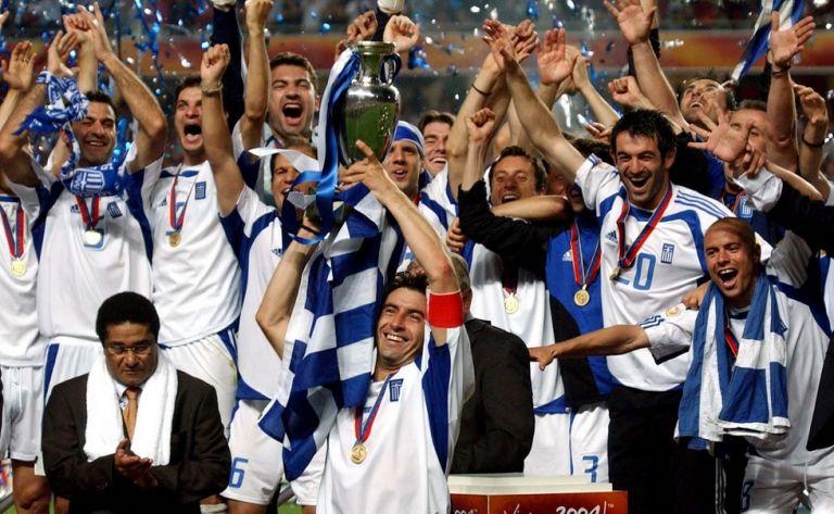 Εκλογές ΕΠΟ : Οι διεθνείς του Euro 2004 στηρίζουν τον Θοδωρή Ζαγοράκη | tovima.gr