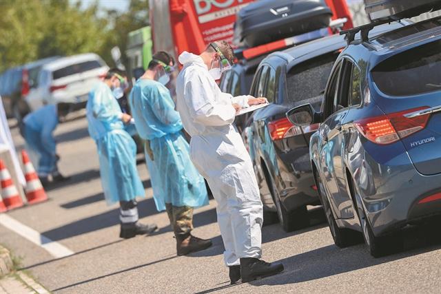 Γερμανία – κορωνοϊός: Πάνω από 12.800 κρούσματα και 252 θάνατοι σε 24 ώρες | tovima.gr
