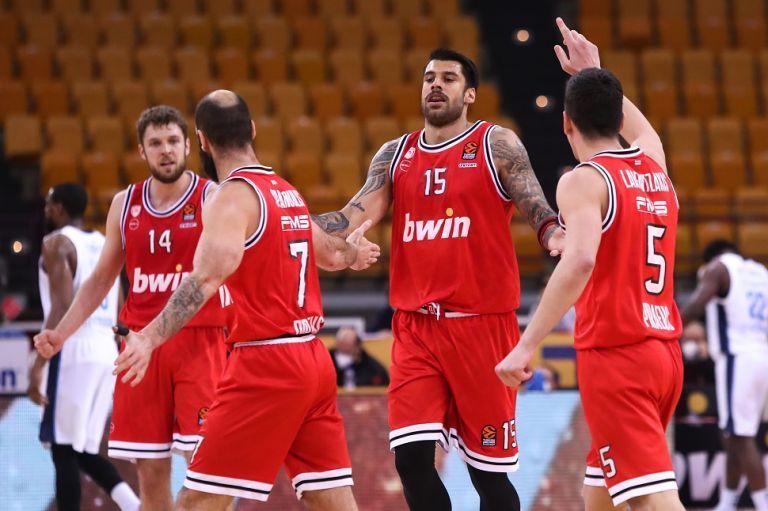 Βαθμολογία: Ανέβηκε στο 13-16 με δεύτερη σερί νίκη ο Ολυμπιακός | tovima.gr
