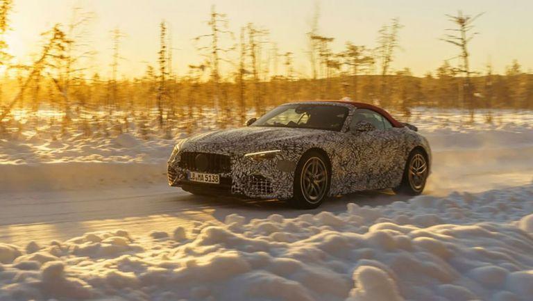 Mercedes-AMG SL: Στο νήμα… | tovima.gr