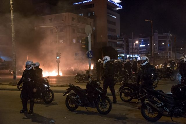 Δημοσκόπηση : Τι εικόνα έχουν οι πολίτες για την Αστυνομία μετά τα επεισόδια στη Νέα Σμύρνη | tovima.gr