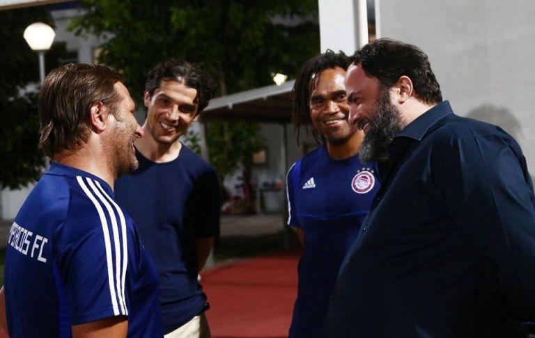 Ολυμπιακός : Ο Φρανσουά Μοντέστο μιλά για τον Μαρινάκη, τον Μαρτίνς και το πώς λειτουργεί η ομάδα | tovima.gr