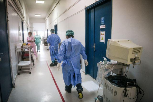 Παγώνη : Η μείωση των νοσηλευομένων θα είναι σταδιακή – Τι είπε για τα κορωνοπάρτι   tovima.gr