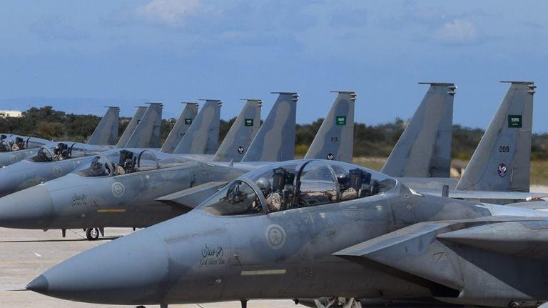 Συνωστισμός… μαχητικών αεροσκαφών στον αέρα της Σούδας | tovima.gr