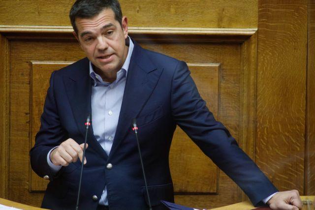 Τσίπρας : Το ΕΣΥ είναι στη χειρότερη στιγμή του από την αρχή της πανδημίας | tovima.gr