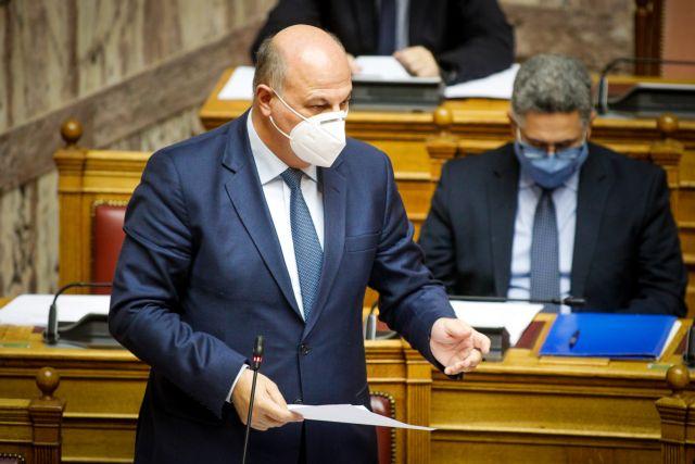 Τσιάρας: Άμεση επαναλειτουργία των δικαστηρίων – Μέχρι την Πέμπτη η σχετική τροπολογία | tovima.gr