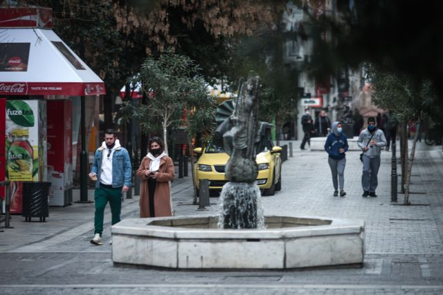 Lockdown : Από τις 21:00 η απαγόρευση κυκλοφορίας, ανοίγουν κομμωτήρια και αρχαιολογικοί χώροι   tovima.gr