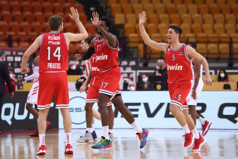 Euroleague : Με 4/4 μπορεί άραγε να ελπίζει ο Ολυμπιακός για τα πλέι-οφ;   tovima.gr