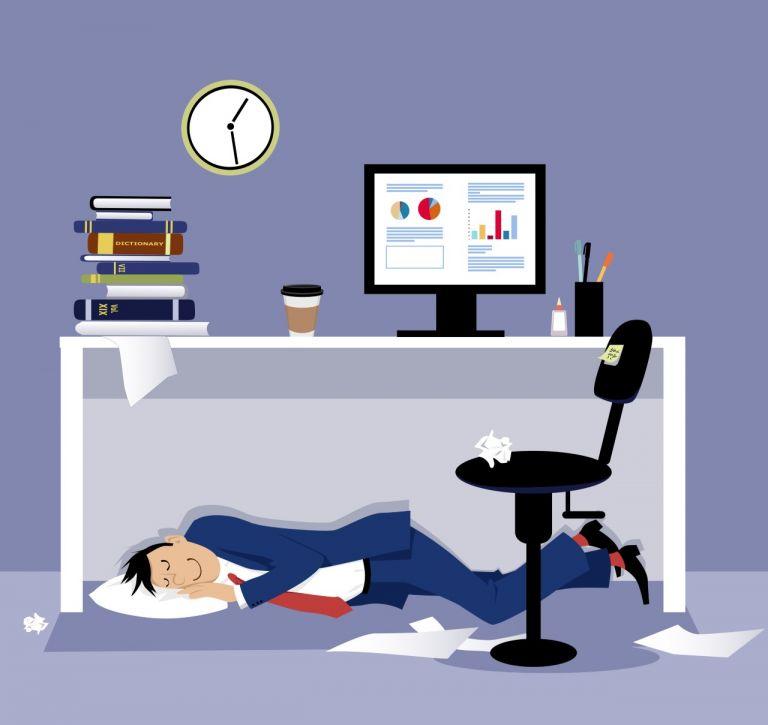 Δικαιούται κανείς να πληρώνεται για να κοιμάται;   tovima.gr