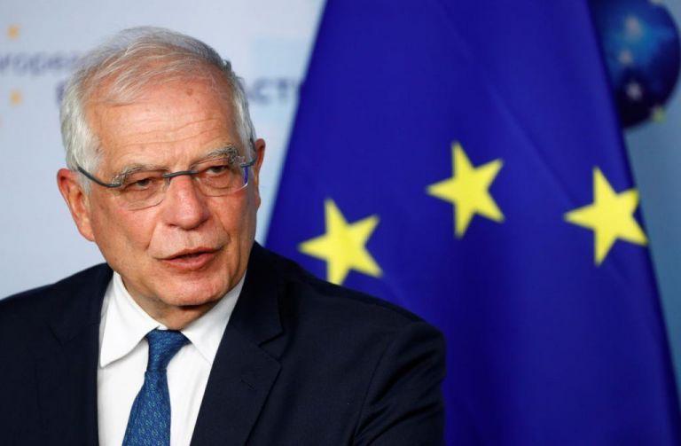 Μπορέλ : Η ΕΕ έχει στρατηγικό συμφέρον για την ανάπτυξη μιας συνεργασίας με την Τουρκία | tovima.gr