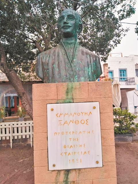 Εμμανουήλ Ξάνθος Ο πρωτεργάτης της Φιλικής Εταιρείας | tovima.gr