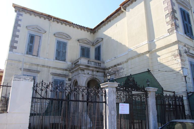 Στο «Χριστοδουλίδειο», στη Μύρινα, το Αρχαιολογικό Μουσείο Λήμνου | tovima.gr