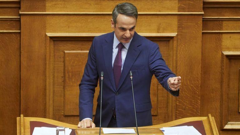 Μητσοτάκης σε Γεννηματά : Θυμίζετε τον κ. Τσίπρα, χωρίς το ταλέντο στο ψέμα και τον λαϊκισμό | tovima.gr