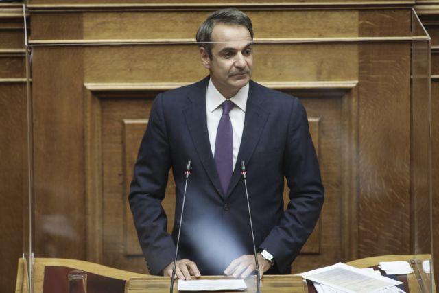 Μητσοτάκης : Δεν μιλάμε για άνοιγμα, αλλά για αναπροσαρμογή δραστηριοτήτων | tovima.gr
