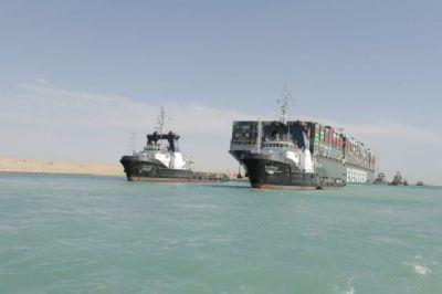 Διώρυγα του Σουέζ : Σήμερα ο διάπλους των τελευταίων 85 πλοίων | tovima.gr