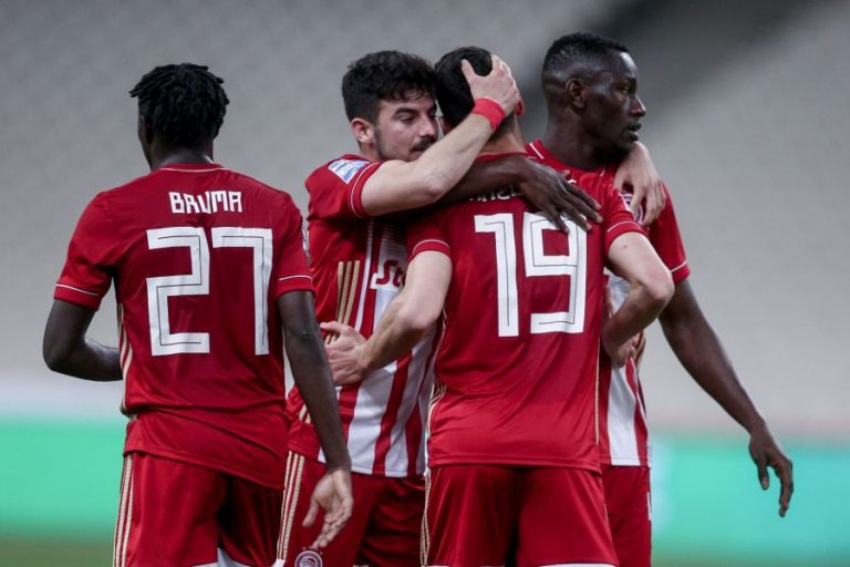 Ολυμπιακός : Επικό βίντεο με τα 5 γκολ και… έξαψη (Vid) | tovima.gr