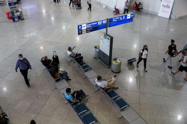 «Ελ. Βενιζέλος» : Αρνητικό πρόσημο και τον Μάρτιο στην επιβατική κίνηση   tovima.gr