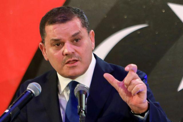 Πελώνη: Έτοιμη η Λιβύη για τεχνικές συζητήσεις για θαλάσσιες ζώνες | tovima.gr