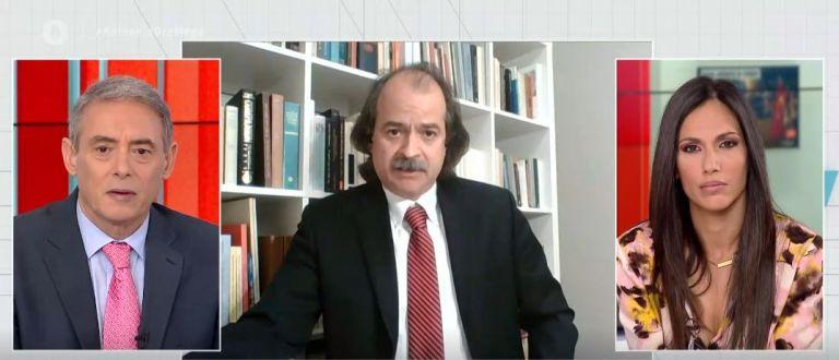 Ιωαννίδης στο MEGA : Μέτρα τύπου lockdown έχουν αρνητικές επιπτώσεις | tovima.gr