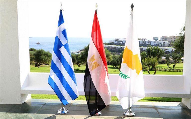 Ελλάδα – Κύπρος – Αίγυπτος: Υπέγραψαν πρόγραμμα τριμερούς στρατιωτικής συνεργασίας | tovima.gr