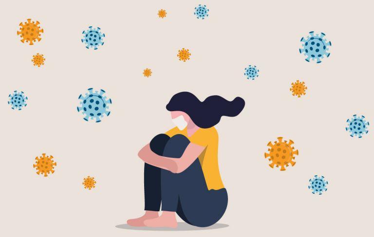 Κορωνοϊός : 1 στους 3 νοσούντες με ψυχικές ή νευρολογικές διαταραχές | tovima.gr