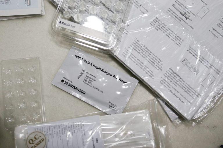 Υπουργείο Πειβάλλοντος: Oδηγίες για την ορθή διαχείριση των αποβλήτων από τα self test | tovima.gr