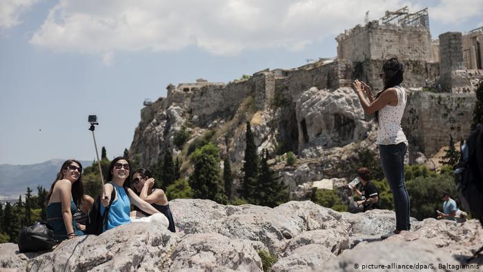 Γερμανικός Τύπος : Η Αθήνα ανοίγει την όρεξη για διακοπές – Ειδήσεις – νέα