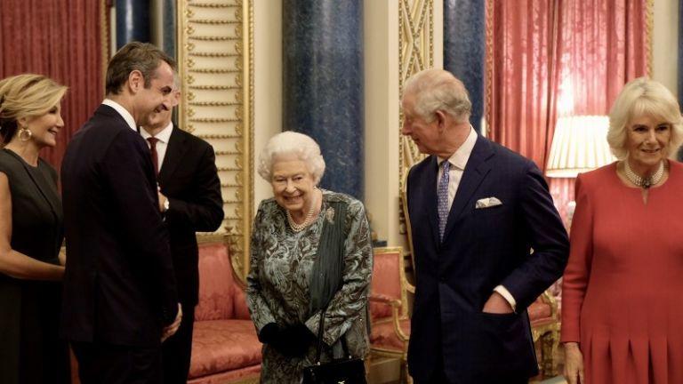Κυριάκος Μητσοτάκης : Συλλυπητήρια προς την βασίλισσα Ελισάβετ | tovima.gr
