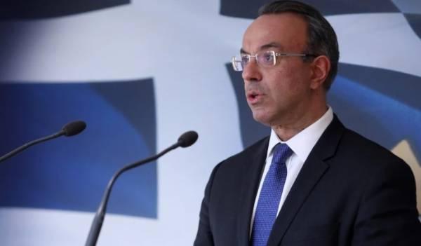 Staikouras outlines five-pronged plan to revamp production model, restart the economy | tovima.gr