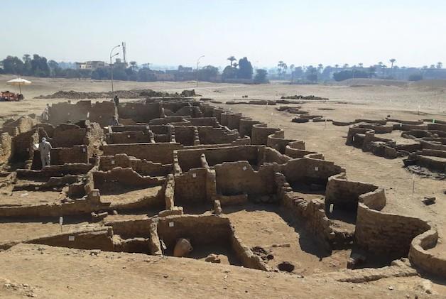 Αίγυπτος: Στο φως η χαμένη «Χρυσή πόλη» 3.400 ετών κοντά στο Λούξορ | tovima.gr
