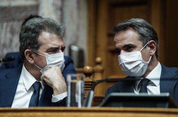 Δολοφονία Καραϊβάζ : Ο Μητσοτάκης καλεί Χρυσοχοΐδη στο Μαξίμου | tovima.gr