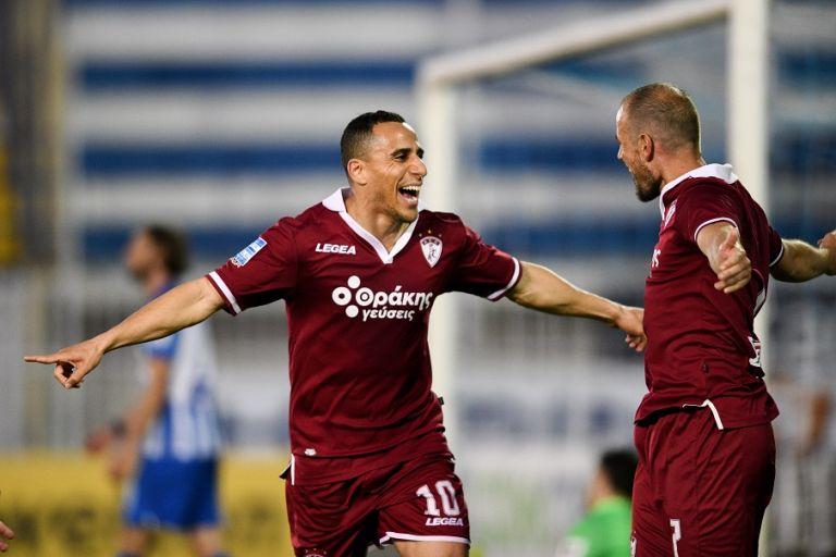Νίκη παραμονής για την Λάρισα στο Περιστέρι (1-0) | tovima.gr
