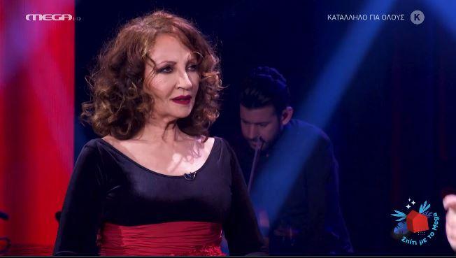 Σπίτι με το MEGA: Σαγήνεψε το κοινό η Γλυκερία με την υπέροχη φωνή της | tovima.gr