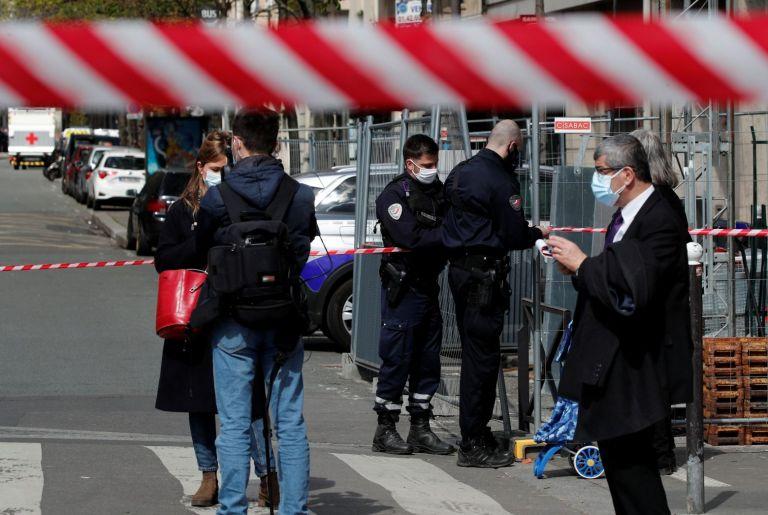 Παρίσι : Ένας νεκρός και ένας τραυματίας από τους πυροβολισμούς έξω από το νοσοκομείο | tovima.gr