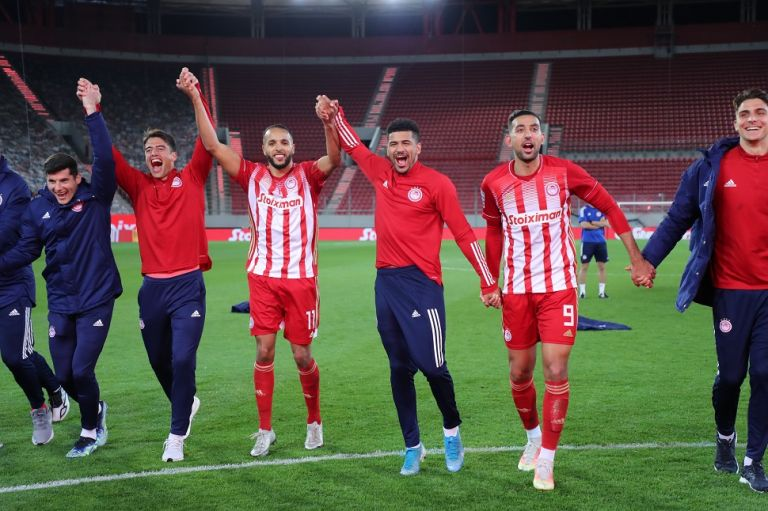 Ολυμπιακός : Το +25 από τον ΠΑΟΚ η δεύτερη μεγαλύτερη διαφορά στην εποχή Σαββίδη | tovima.gr