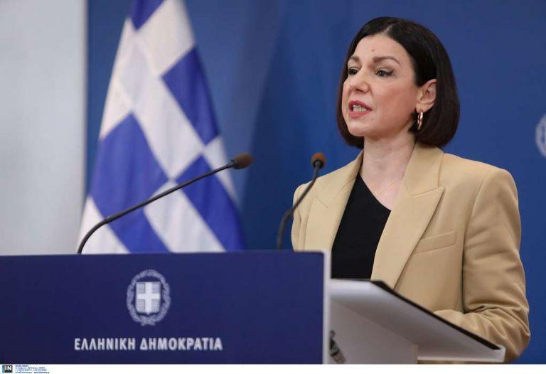 Δείτε live την ενημέρωση από την κυβερνητική εκπρόσωπο Αριστοτελία Πελώνη | tovima.gr