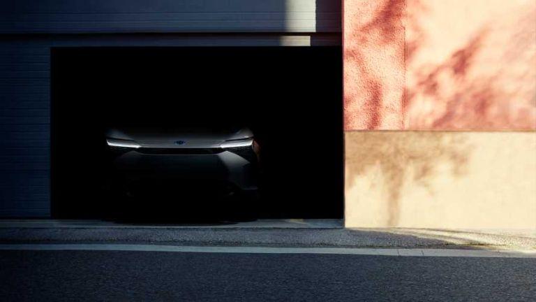 Aντίστροφη μέτρηση για το ηλεκτρικό SUV της Toyota | tovima.gr
