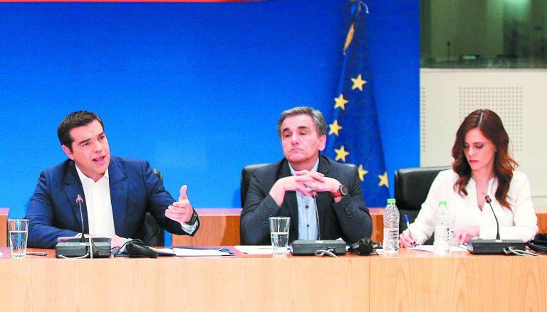 ΣΥΡΙΖΑ : Πρόταση Τσίπρα για ρύθμιση και διαγραφή μέρους του ιδιωτικού χρέους | tovima.gr