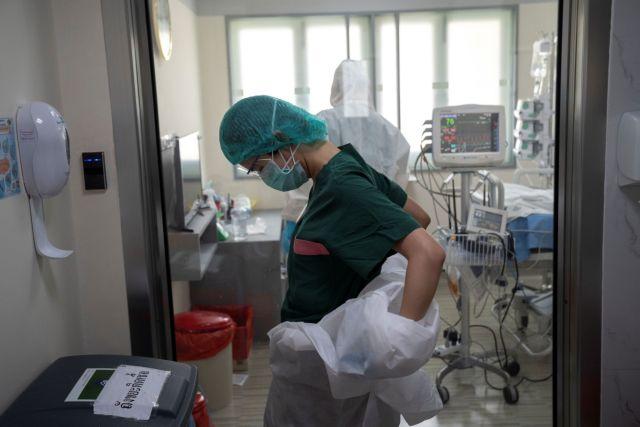 ΠΟΕΔΗΝ : 48 διασωληνωμένοι ασθενείς με κορωνοϊό εκτός ΜΕΘ   tovima.gr