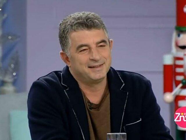 Γιώργος Καραϊβάζ: Τα παιδικά χρόνια στη Δράμα και η απώλεια που τον σημάδεψε | tovima.gr