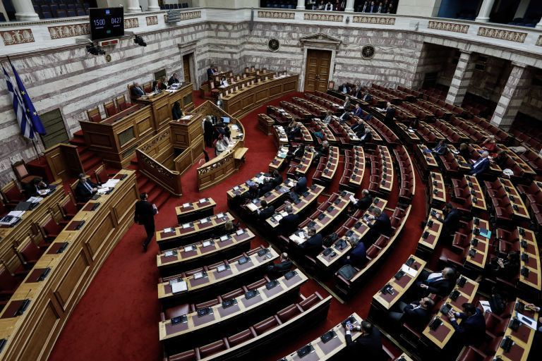 Parliament: Supplementary budget of 3 billion euros tendered in parliament | tovima.gr