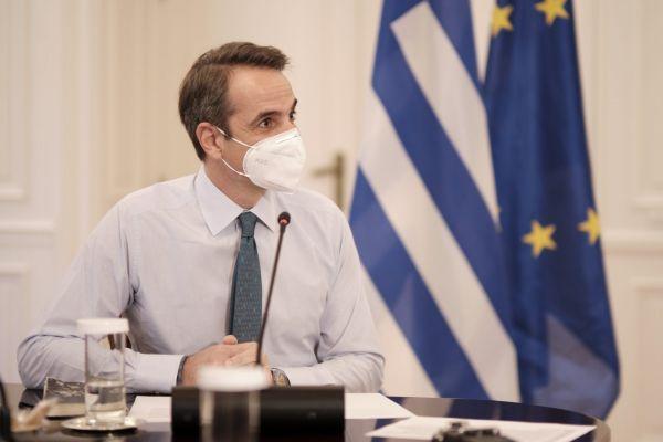 Μητσοτάκης : Στόχος το ασφαλές Πάσχα – Φρένο στις πρόωρες εκτιμήσεις για τα μέτρα | tovima.gr