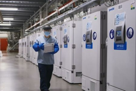 Pfizer : Παράδοση 10% επιπλέον δόσεων σε ΗΠΑ μέχρι τα τέλη Μαΐου   tovima.gr