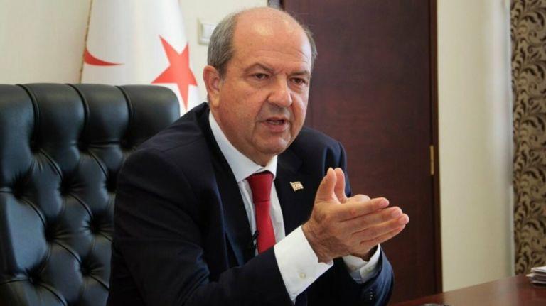 Ελληνοτουρκικά : Οι Τουρκοκύπριοι έχουν δικαίωμα στην αυτοδιάθεση λέει ο Τατάρ | tovima.gr
