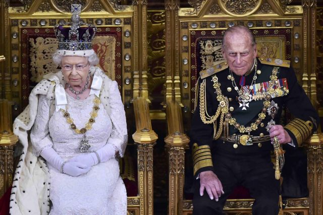 Πρίγκιπας Φίλιππος : Οι φωτογραφίες που δημοσίευσε η βασιλική οικογένεια | tovima.gr