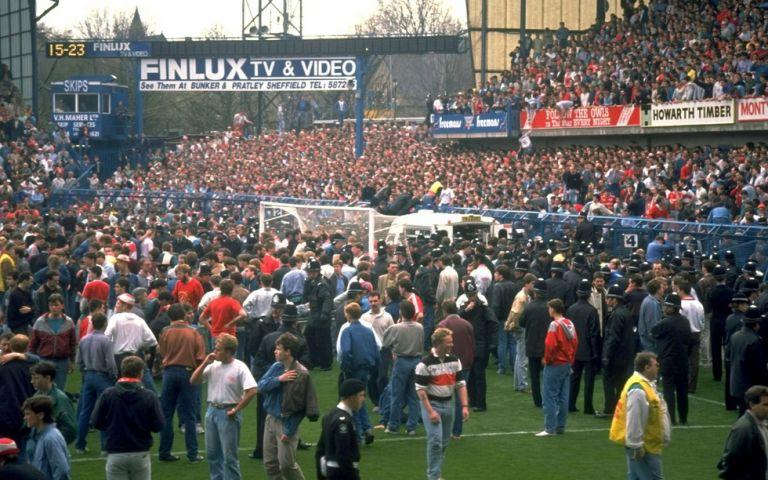 Χίλσμπορο : Συμπληρώνονται 32 χρόνια από τη μεγαλύτερη ποδοσφαιρική τραγωδία στην Αγγλία   tovima.gr