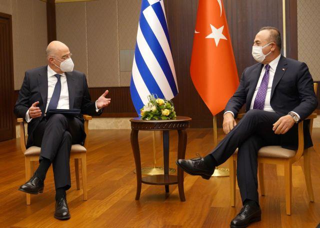 Κυβερνητικές πηγές: Σε πλήρη συνεννόηση με τον πρωθυπουργό ο Ν. Δένδιας για τις δηλώσεις στην Άγκυρα | tovima.gr