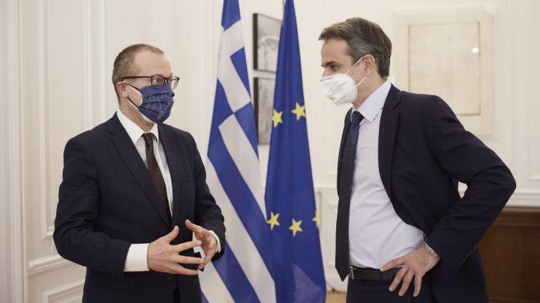 Μητσοτάκης: «Το νέο γραφείο του ΠΟΥ θα αναδείξει την Ελλάδα ως διαμορφωτή πολιτικών υγείας» | tovima.gr