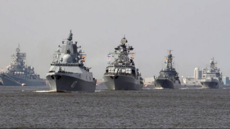 Ρωσία : Περιορισμοί στην ναυσιπλοΐα σε τρεις ζώνες γύρω από την Κριμαία   tovima.gr
