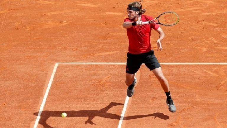 Πέρασε στα ημιτελικά του τουρνουά του Μόντε Κάρλο ο Τσιτσιπάς   tovima.gr